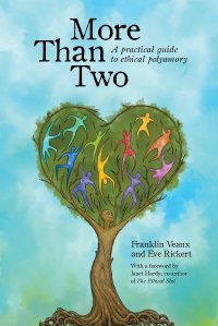 More Than Two, an excellent ne primer on polyamory, is available Sept. 2. Pre-order now from Amazon.com.